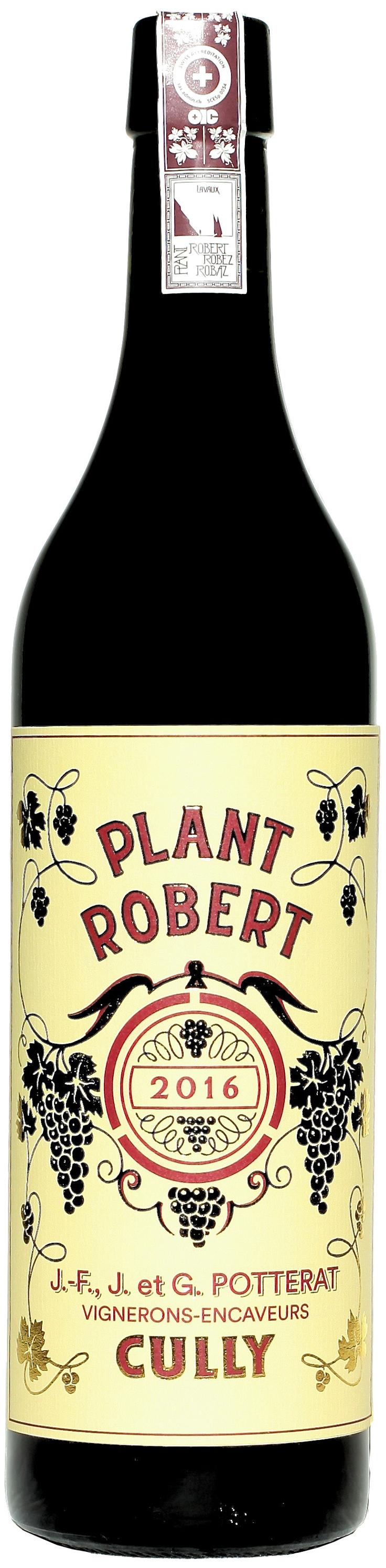 Plant Robert - J.-F., J. et G. Potterat